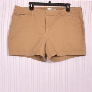 Old Navy Pixie Tan Shorts